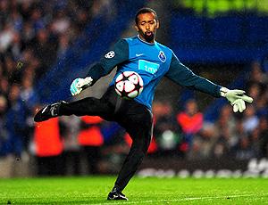 Helton em ação pelo Porto (Foto: agência Getty Images)