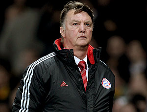 Louis Van Gaal no comando do Bayern de Munique
