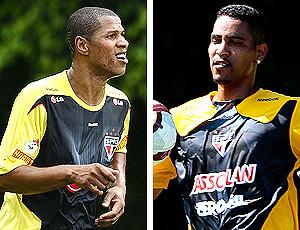 André Luiz e Cleber Santana são os novos reforços do Fluminense