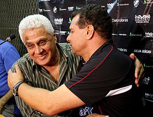 Dinamite apresenta Celso Roth no Vasco