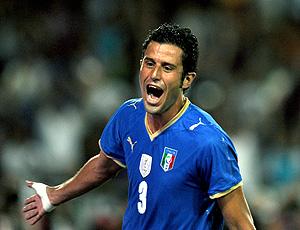 Fabio Grosso, da Seleção da Itália