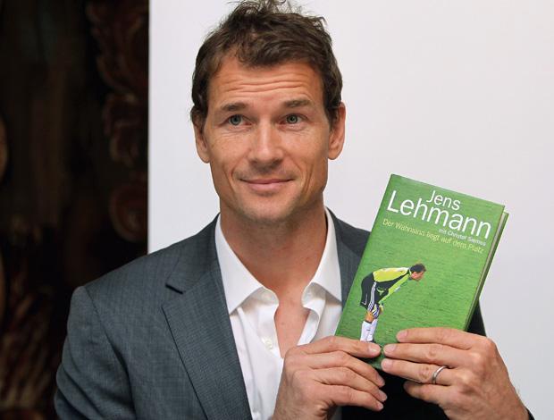 Jens Lehmann lança lirvo