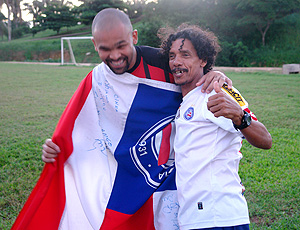 Márcio CT Bahia Atlético-GO