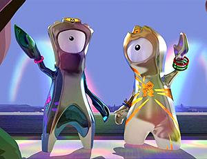Mascotes olimpíadas londres 2012