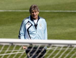 Manuel Pellegrini, técnico do Real Madrid