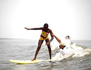 Jojó de Olivença projeto África