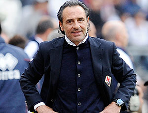 Claudio Cesare Prandelli, técnido do Fiorentina