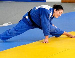 Judô Mayra Aguiar
