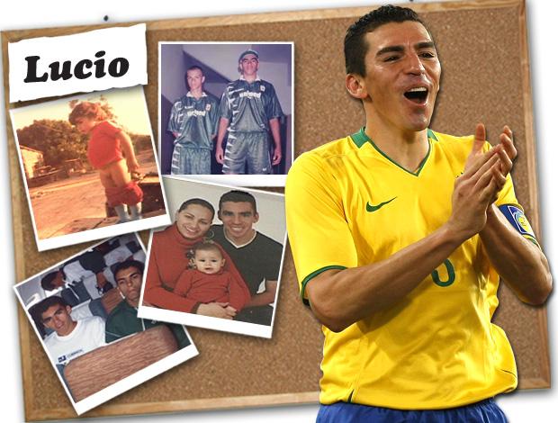 Memória de Craque, Lucio