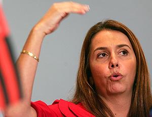 patricia amorim, presidente do flamengo