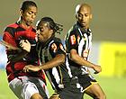 Sem 'Meninos', Santos derrota o Atlético-GO (André Costa - Agência Estado)