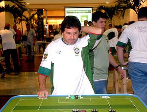 Brasil é eliminado na primeira fase da Copa do Mundo de futebol de botão