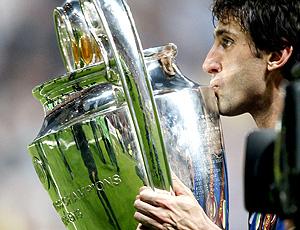 Inter de Milão vence a Liga dos Campeões com dois gols de Milito  (agência EFE)