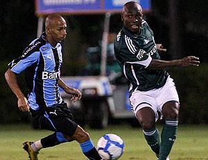 Armero no jogo de Palmeiras e Grêmio