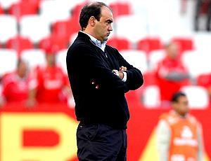 técnico Ricardo Gomes, do São Paulo