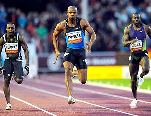 Asafa Powell, 100 m livre