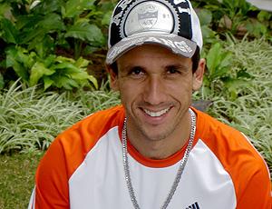 Thiago Ribeiro em entrevista do Cruzeiro