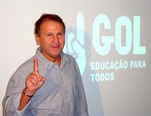 Zico novo dirigente do Flamengo