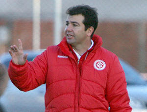 Enderson Moreira, técnico do Inter