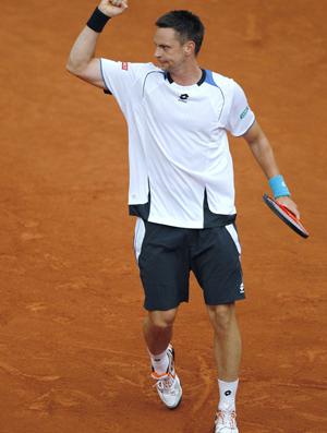 NRobin Soderling tênis Roland Garros quartas