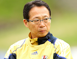 Takeshi Okada, técnico do Japão