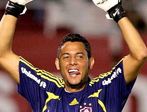 Fernando Henrique, goleiro do Fluminense