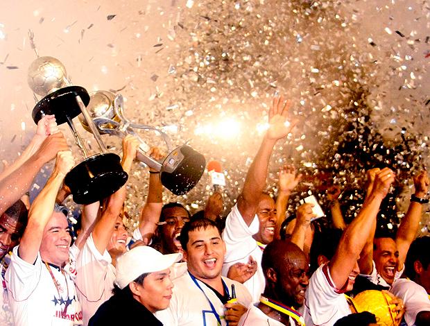 Junior Barranquilla é campeão na Colômbia