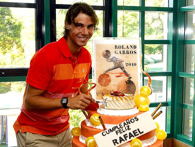 Rafael Nadal tênis aniversário Roland Garros