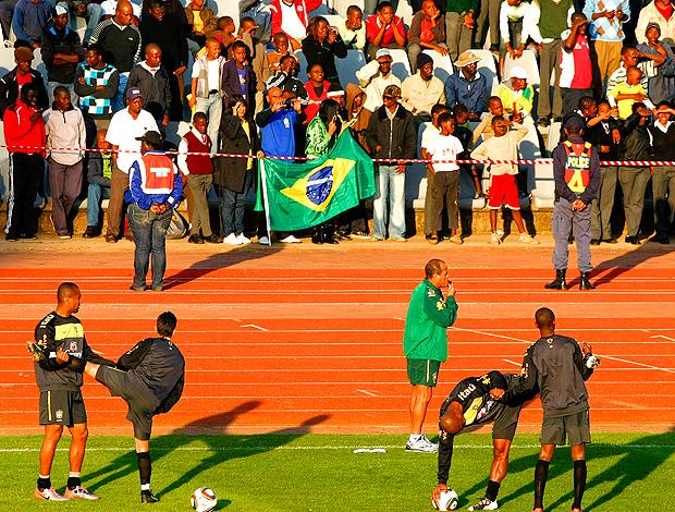 Treino Seleção Brasileira 3 de junho