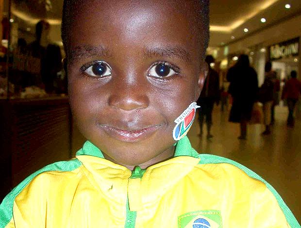 Copa do Mundo invade o jardim de infância - Brasil