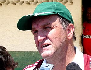 Cuca, ex-treinador do Fluminense