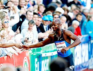 Asafa Powell, velocista jamaicano