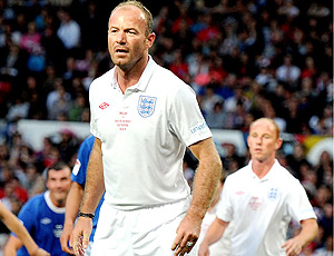 Alan Shearer, ex-Inglaterra