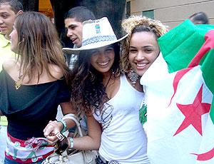 torcedoras Mandela Square