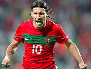 Danny comemoração Portugal