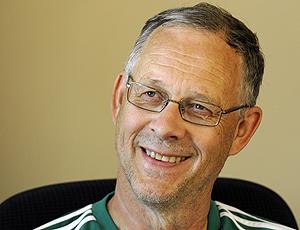 Lars Lagerback, técnico da Nigéria