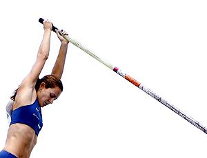 Fabiana Murer salto com vara