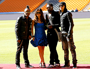 Black Eyed peas no soccer city