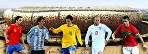 Superguia da Copa do Mundo (Editoria de Arte / GLOBOESPORTE.COM)