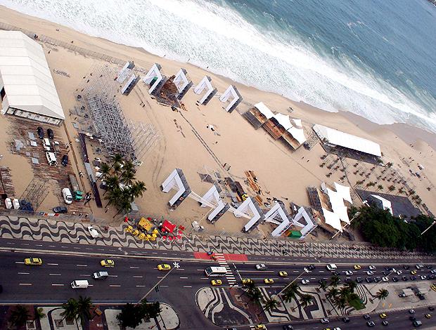 Arena Fan Fest no Rio de Janeiro