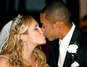 Robinho casamento