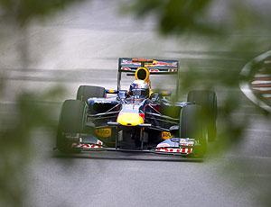 Vettel RBR Canadá