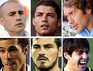 Meninas elegem os 10 jogadores mais bonitos da Copa.