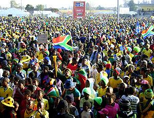 Torcida Bafana Fan Fest