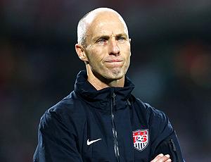 Bob Bradley, técnico dos EUA