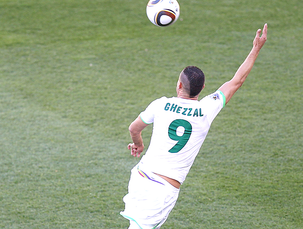 Ghezzal no lance de sua expulsão Argélia