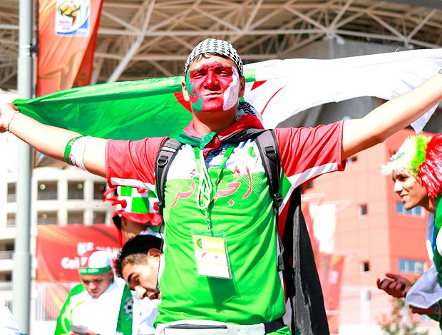 torcedor argélia