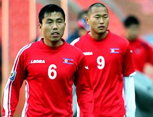 Kum II Tae Se Kum Chol treino da Coreia do Norte