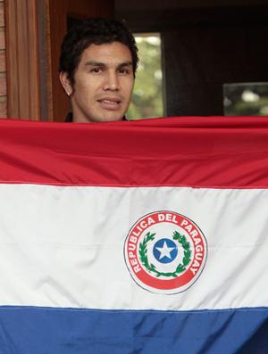 cabanas bandeira paraguai