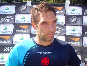Fernando Prass goleiro Vasco